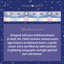 Load image into Gallery viewer, Exclusive Simply Gilded Washi + Collectible Hardcover Book