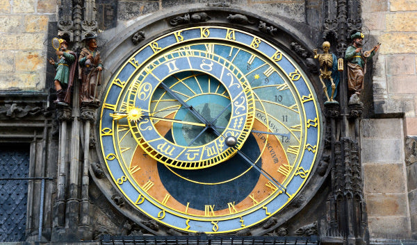 Prague Astronomical Clock, Prague