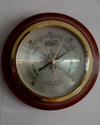 Comitti Of London Round Aneroid Barometer | Barometer | Clock Corner