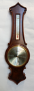 Comitti Of London Queen Anne Style Aneroid Barometer | Barometer | Clock Corner