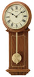 Seiko Wooden Pendulum Wall Clock