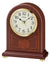 Seiko Wooden Quartz Mantle Clock with Alarm