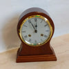 Woodford Mechanical Mantle Clock – Round Top | Mantel Clock | Clock Corner