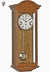 Billib Axford Light Oak Wall Clock