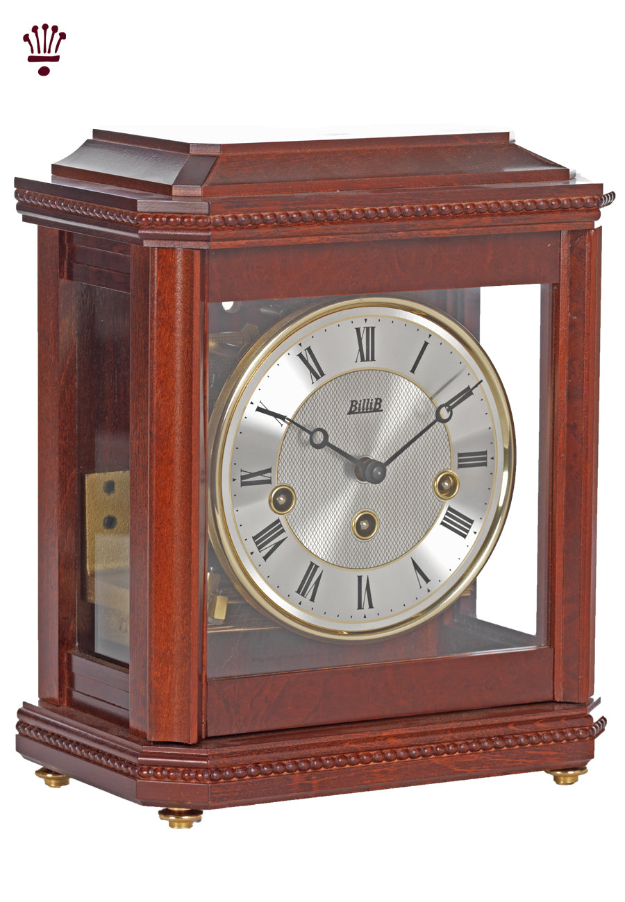BILLIB Birchgrove Mantle Clock | Mantel Clock | Clock Corner