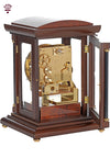 Back View | BILLIB Bradley Mantle Clock | Mantel Clock | Clock Corner