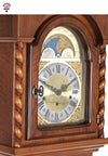 Face | BILLIB Corinthian Grandmother Clock | Longcase Clock | Clock Corner