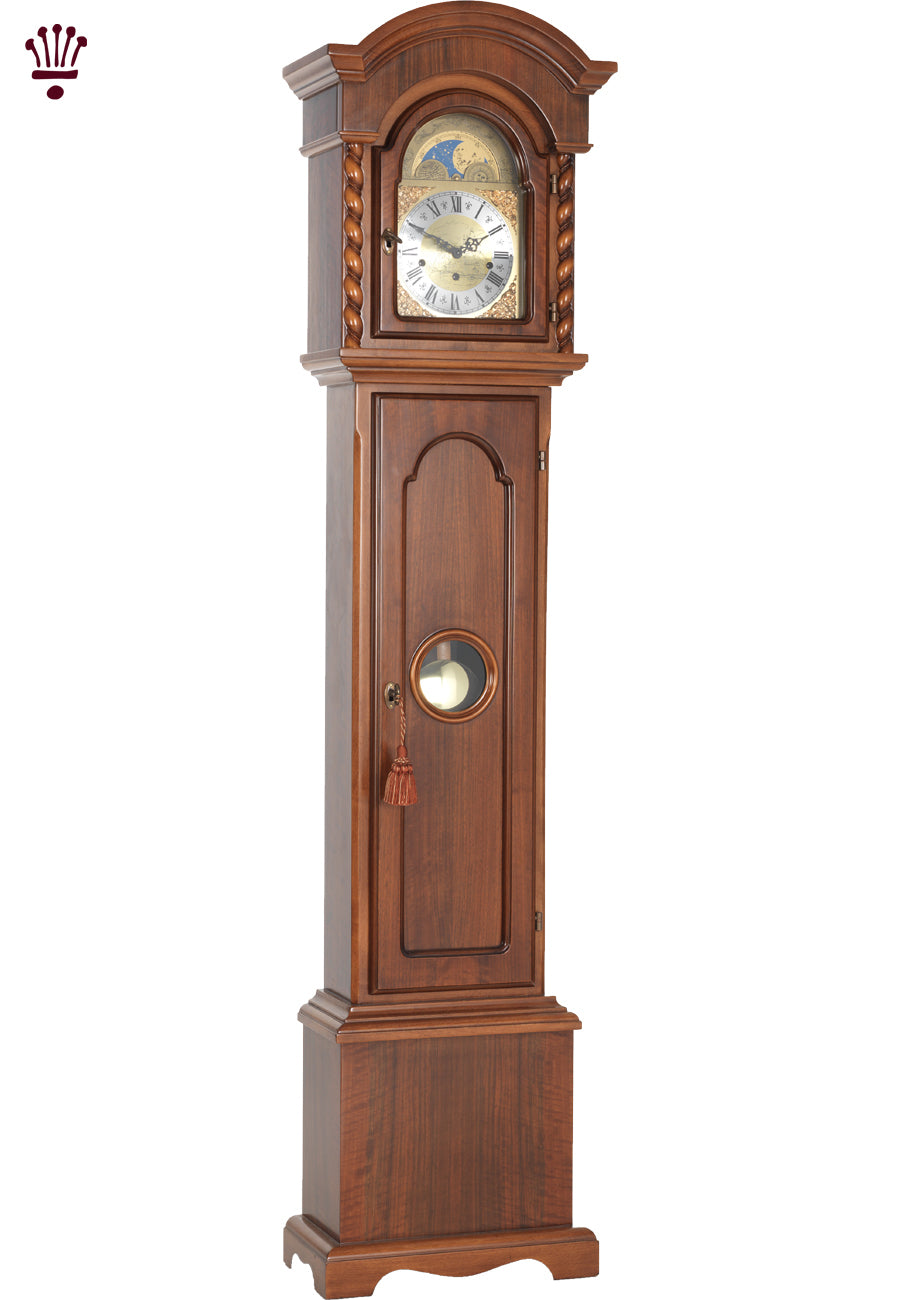 BILLIB Corinthian Grandmother Clock | Longcase Clock | Clock Corner