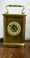Brass Carriage Clock - SH Antique | Carriage Clock | Clock Corner