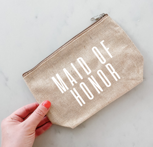 Maid of Honor Clutch