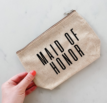 Load image into Gallery viewer, Maid of Honor Clutch