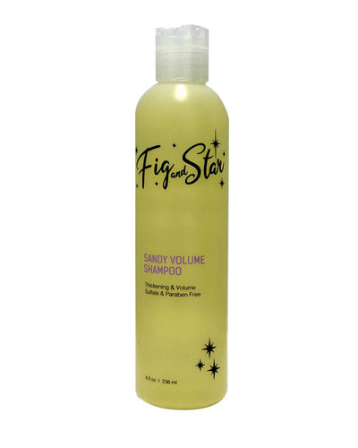 Sandy Volume Shampoo - fig and star