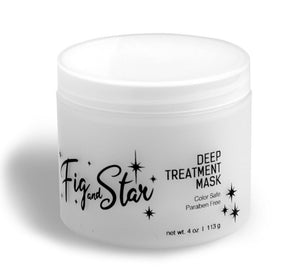 Deep Treatment Mask - fig and star