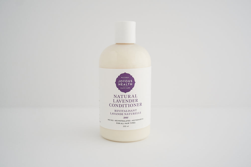 Joyous Health Natural Lavendar Conditioner