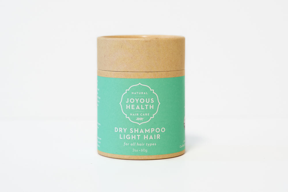 Joyous Health Dry Shampoo Light Hair