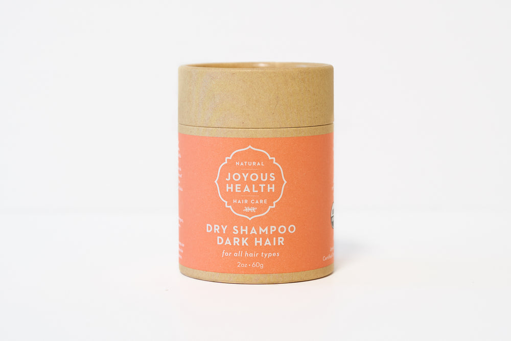 Joyous Health Dry Shampoo Dark Hair