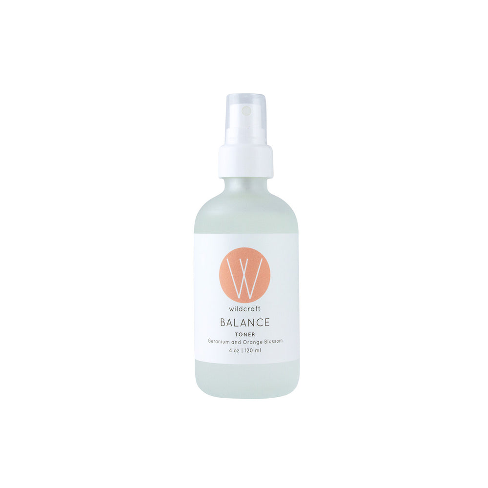 Wildcraft Geranium Orange Blossom Toner