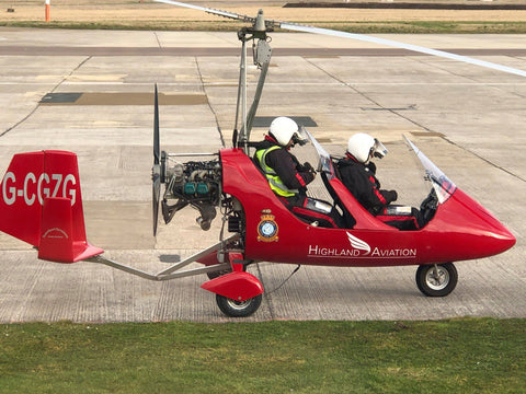 Highland Aviation Gyrocopter
