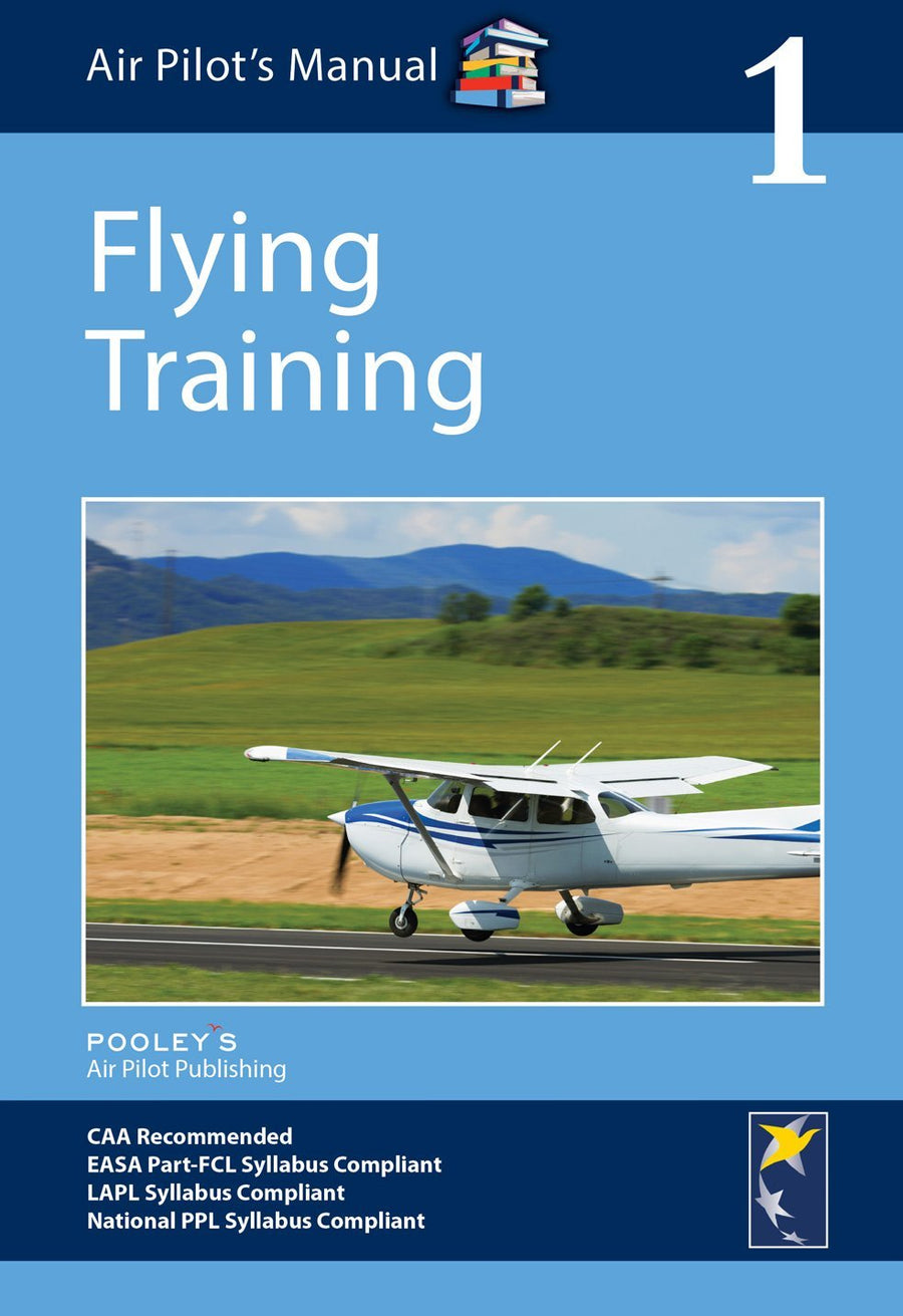 BTT010 Air Pilot's Manual Volume 1 Flying Training - Highland Aviation