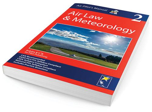 BTT020 Air Pilot's Manual Volume 2 Aviation Law & Meteorology - Highland Aviation
