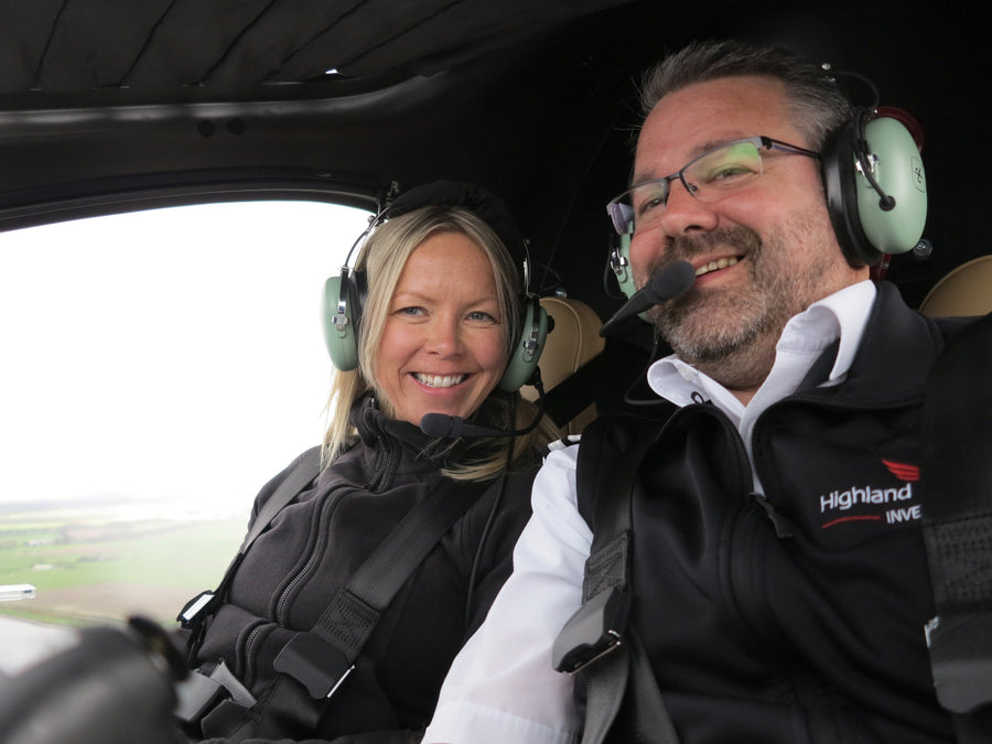 Enclosed Gyrocopter Flight Experience for One Person - Highland Aviation