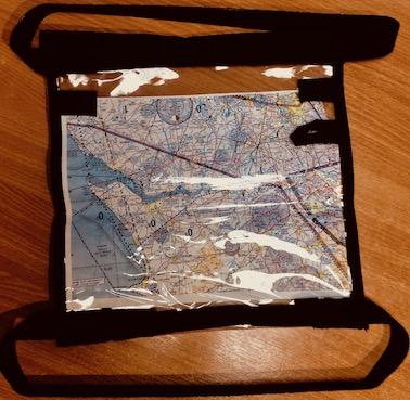 Mapcase for Open Cockpit Gyrocopter - Highland Aviation