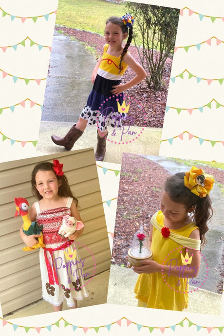 Disney Cotton Dresses - Part 2