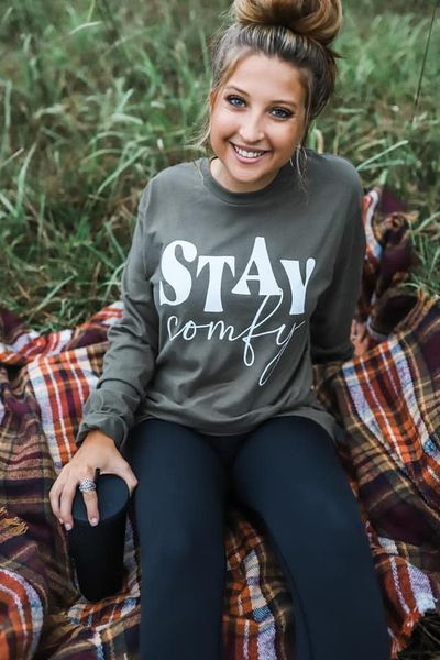 Stay Comfy Ladies Collection