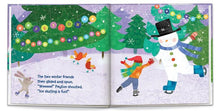 Load image into Gallery viewer, My Magical Snowman Personalized Book