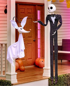 Nightmare Before Christmas Outdoor Decor
