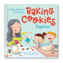 Load image into Gallery viewer, Baking Cookies Together Personalized Storybook