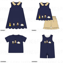 Load image into Gallery viewer, Disney Embroidered & Applique Collection - Shorts Sets & Dresses