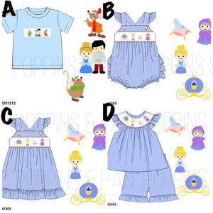 Disney Smock Collection - Dresses