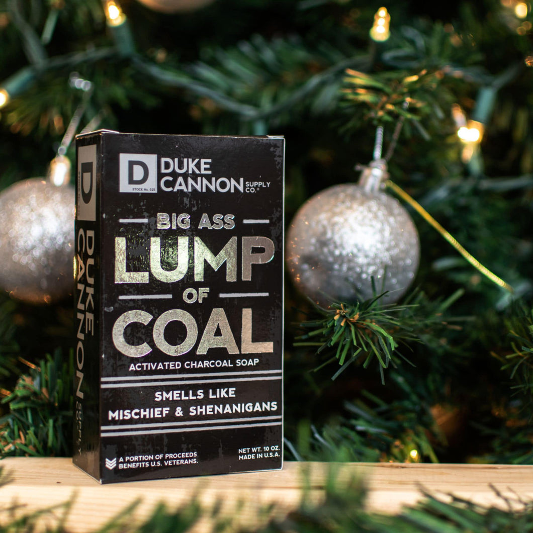 Big A*s Lump of Coal Soap