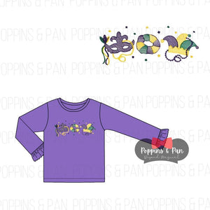 Mardi Gras Collection - Shirts