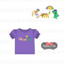 Load image into Gallery viewer, Mardi Gras Collection - Shirts