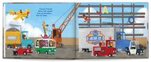 Load image into Gallery viewer, My Very Own Trucks Personalized Book