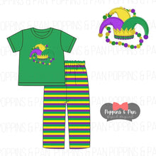 Load image into Gallery viewer, Mardi Gras Collection - Pant Sets
