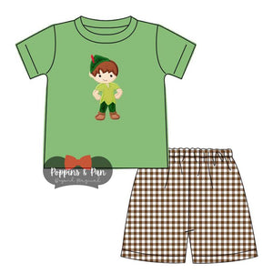 Peter Pan & Tinkerbell Collection