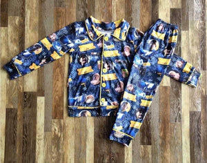 Polar Express Christmas Pajamas