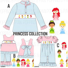 Load image into Gallery viewer, The Great Disney Smock Preorder - Dresses & Boy/Girl Short Sets
