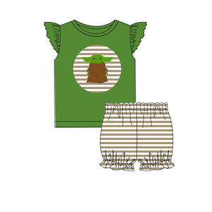 The Child Applique Sibling Set