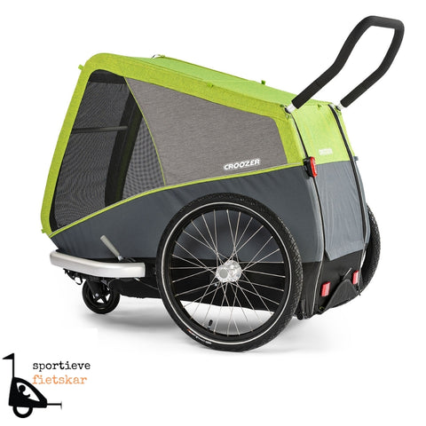 Image of Croozer Jokke Buggyset rijklaar