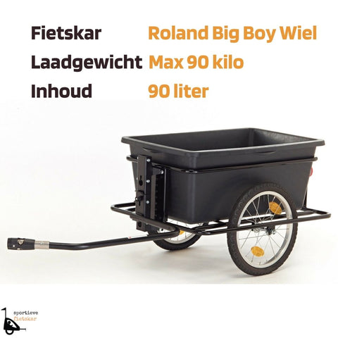 Image of Roland-Fietskar-Bagage-Big-Boy-wiel