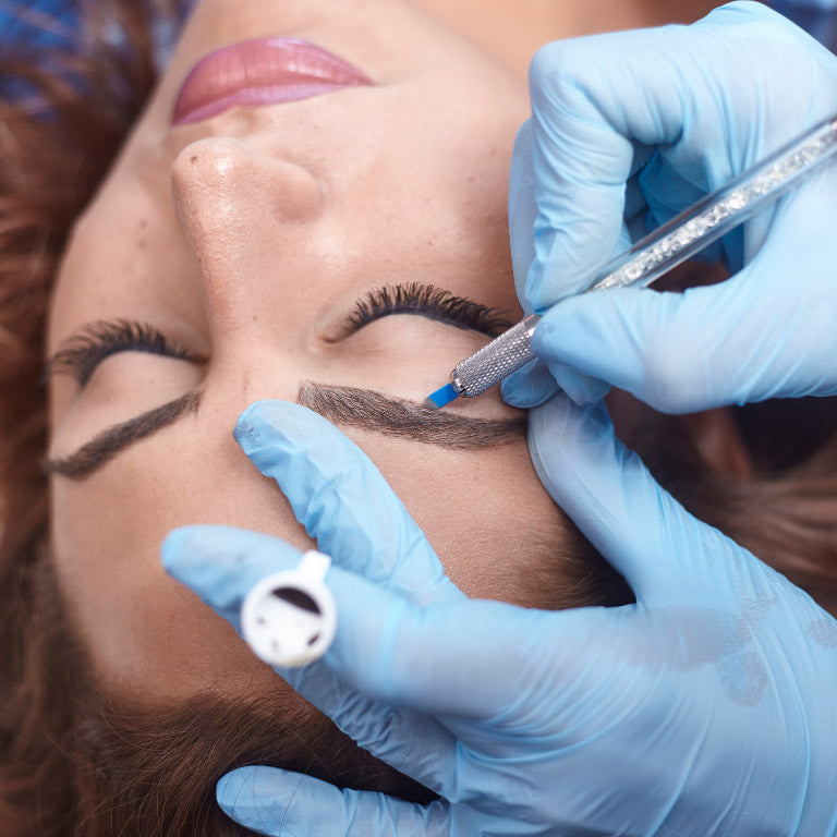 Microblading Touch Up In Orlando