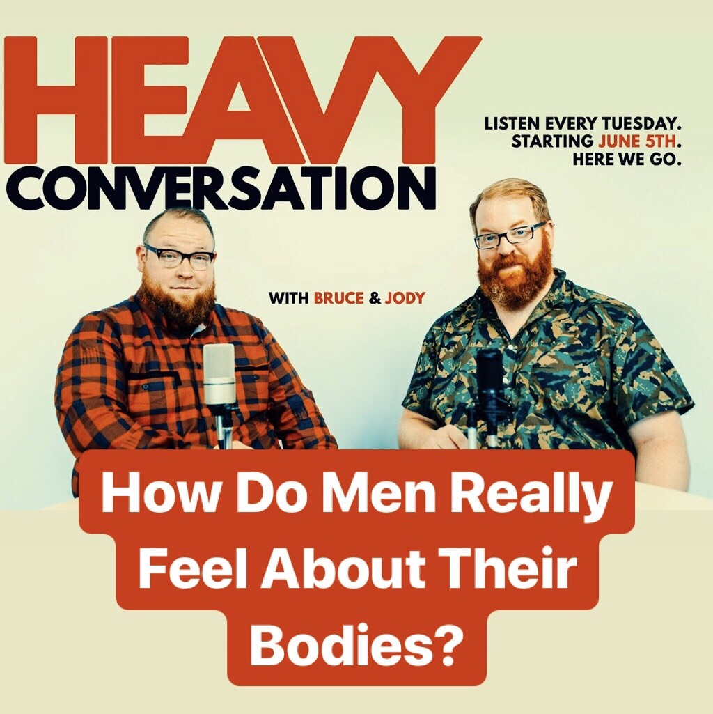 Episode 87: How Do Men Really Feel About Their Bodies?