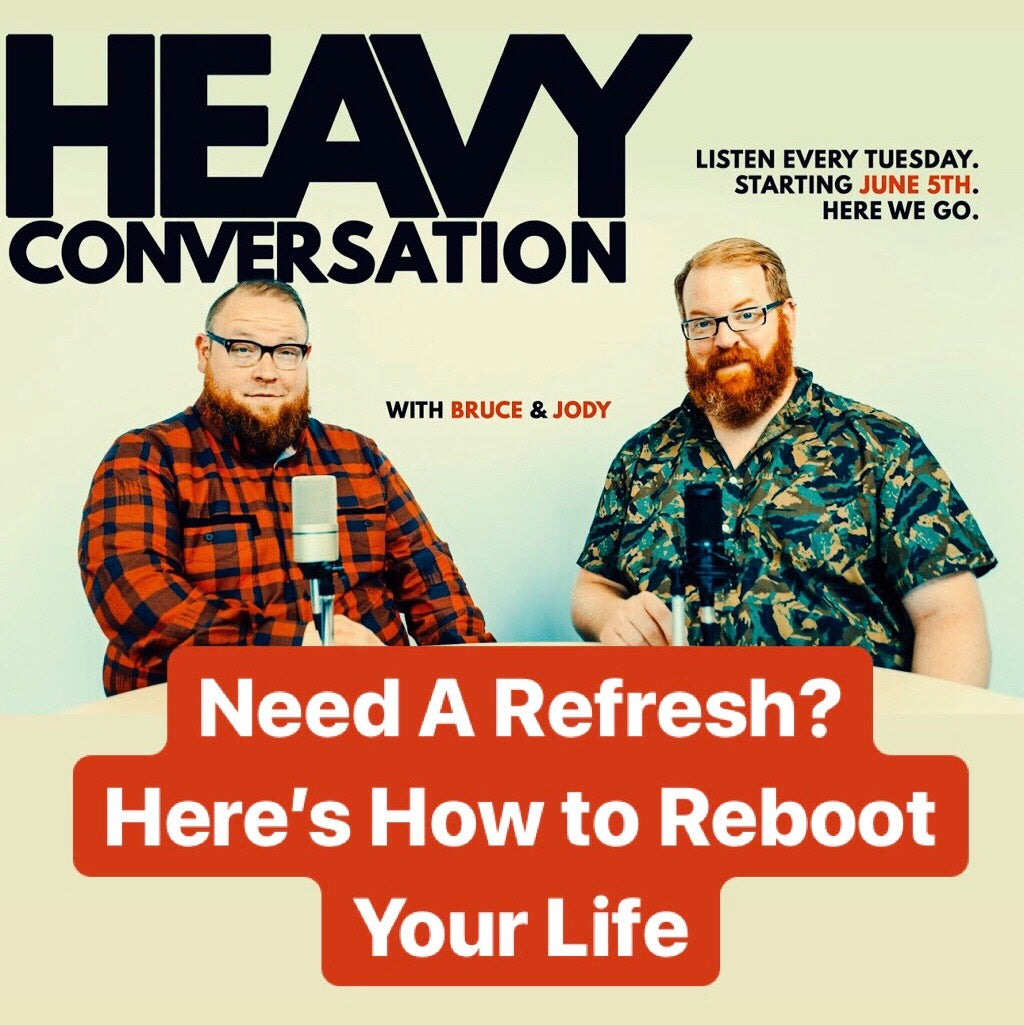 Episode 77: Need a Refresh? Here's How to Reboot Your Life