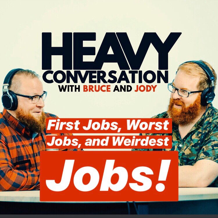 Episode 44: First Jobs, Worst Jobs, and Weirdest Jobs