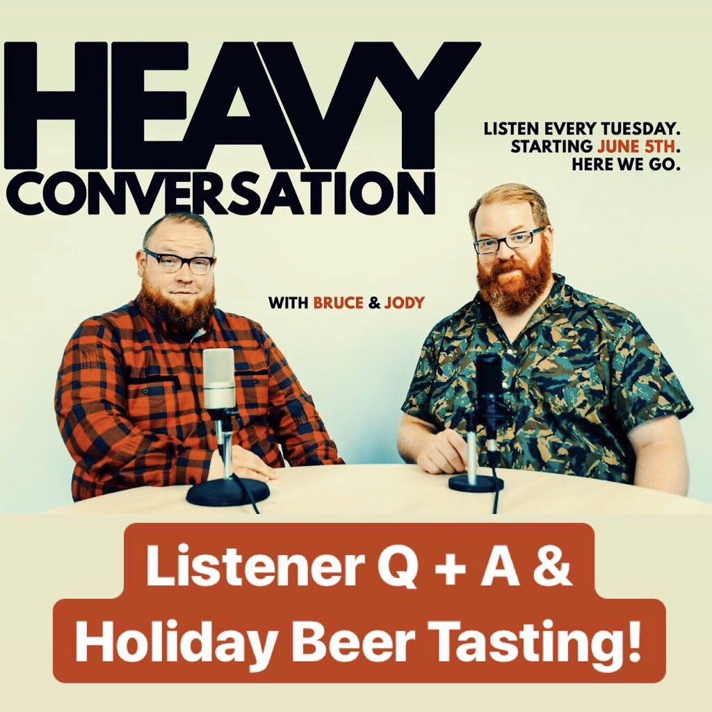 Episode 83: Listener Q + A & Holiday Beer Tasting