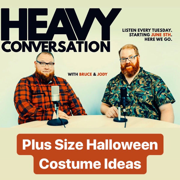 Episode 74: Plus Size Halloween Costume Ideas